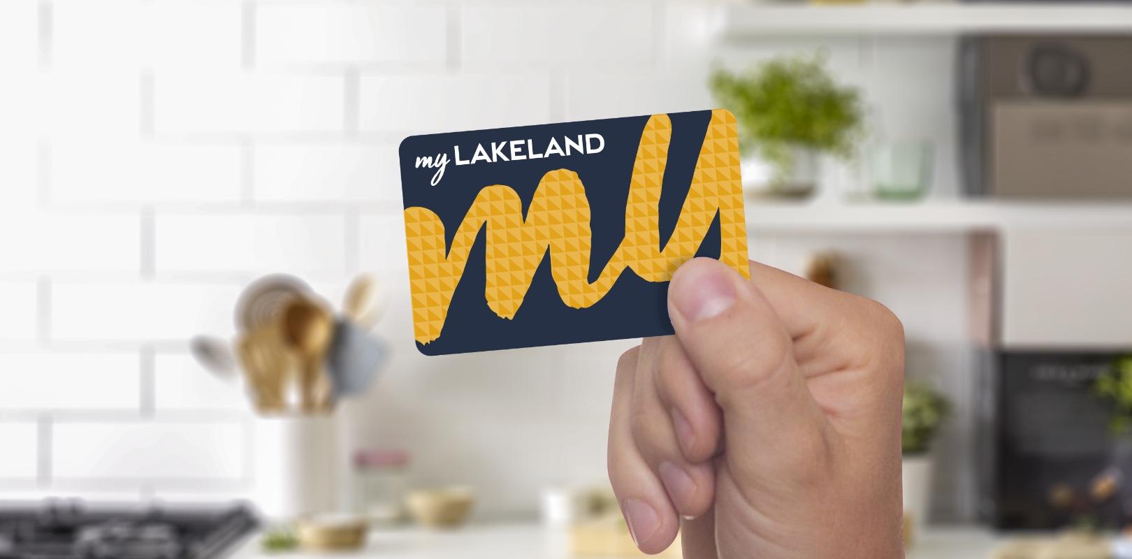 myLakeland card
